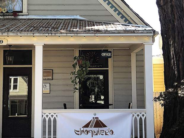 Choquiero, a new chocolate shop in Nevada City, opened Friday. The business sells a variety of products and will host cacao ceremonies in its backyard.