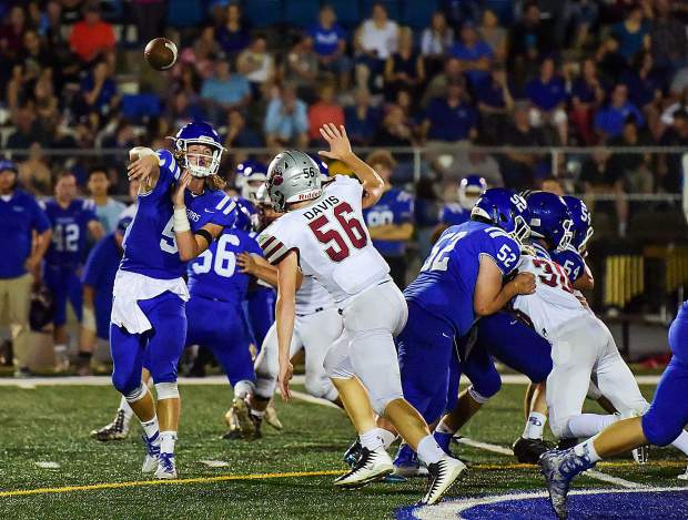 Bear River improved to 2-0 with a 27-11 victory over El Dorado Friday.