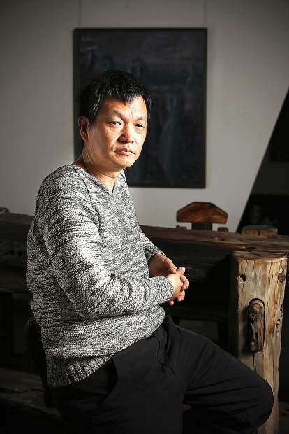 2019's Producer in Residence Zhang Xianmin comes to Nevada County from Beijing.