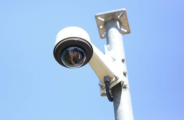 The eyes in the sky at the Tinloy Street transfer station will now be connected to a live feed at the Grass Valley Police Department to help curb criminal activities in the area.
