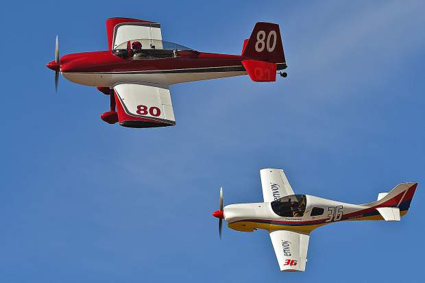 The Sport Class of factory sponsored kit planes is rapidly increasing in popularity and performance with speeds approaching 400 mph on a 6.7 mile race course.