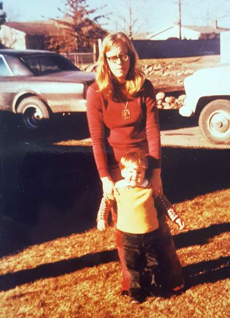 Joanne Dolly Burmer was 25 when she disappeared. One of the only known photos of her with her son, circa 1972.
