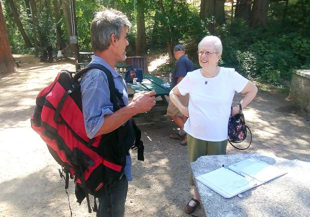 Sierra Roots' Janice O'Brien says she is still striving for a lot where homeless people can car camp.