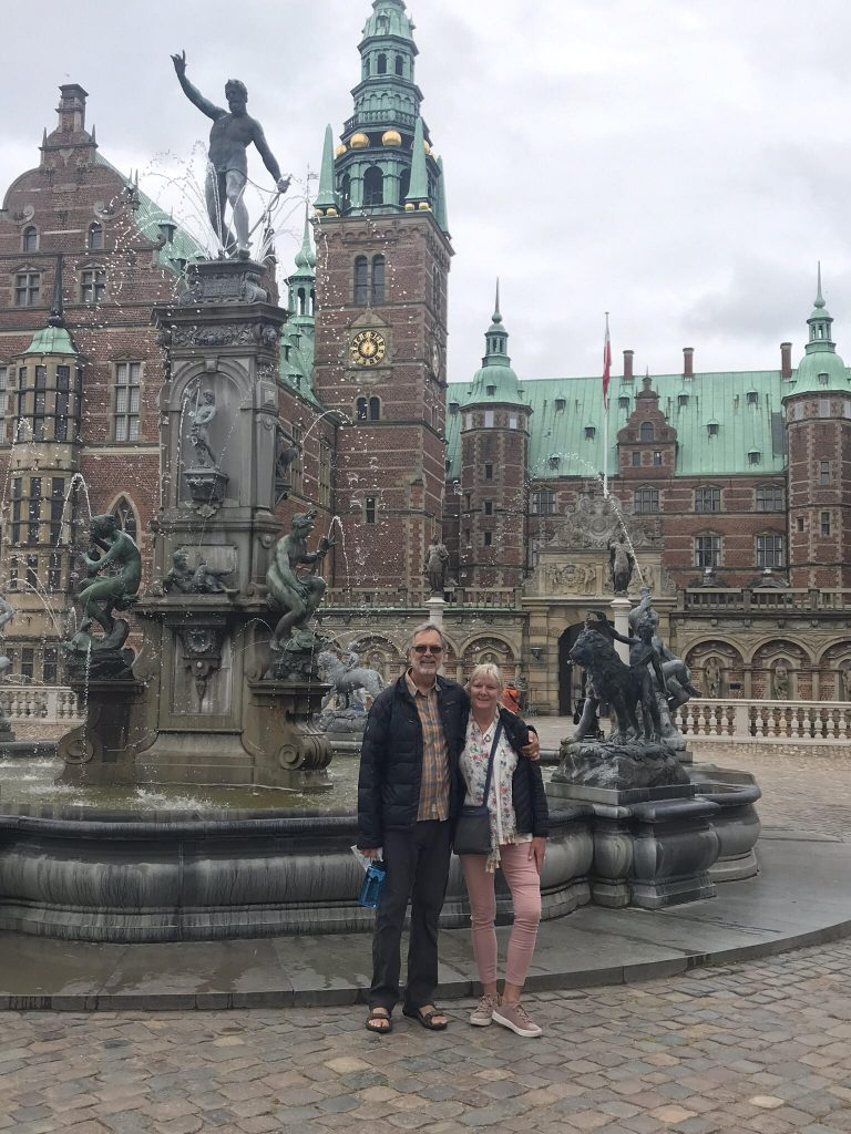 Jon Byerrum and Holly Hermansen spent six weeks in Europe traveling on trains using a Eurail Pass.