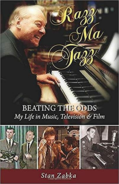 Stan Zabka's memoir, 'Razz Ma Tazz: (Beating the Odds) My Life in Music, Television, & Film,' is available at Amazon.