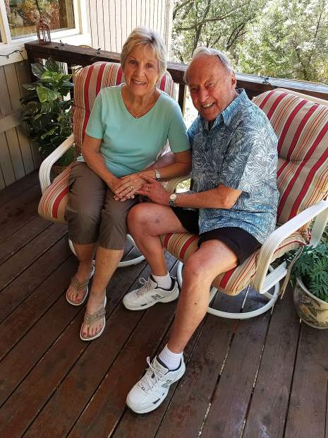Nancy and Stan Zabka met in the control room while working for the Johnny Carson Tonight Show. They celebrated 55 years of marriage earlier this month.
