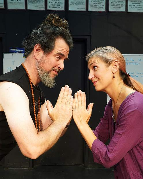 """Sierra Stages concludes its 2019 Season with the wickedly funny satire, """"The Thanksgiving Play"""" by Native American playwright Larissa FastHorse, playing three weekends only from Sept. 19 through Oct. 5 at the historic Nevada Theatre in Nevada City."""