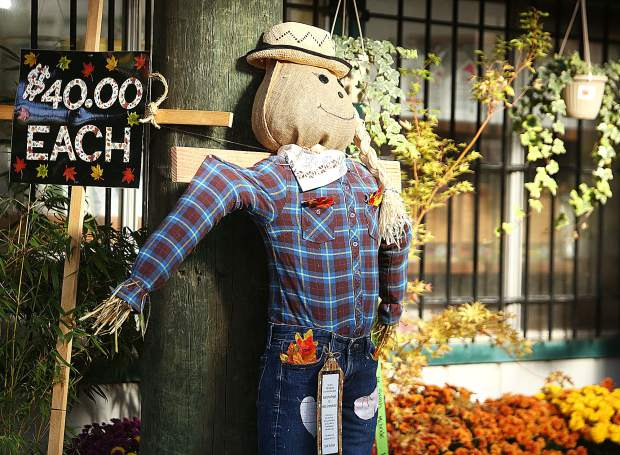Seven Hills Middle School's annual scarecrow project benefits Heifer International, a global nonprofit dedicated to ending poverty and hunger.