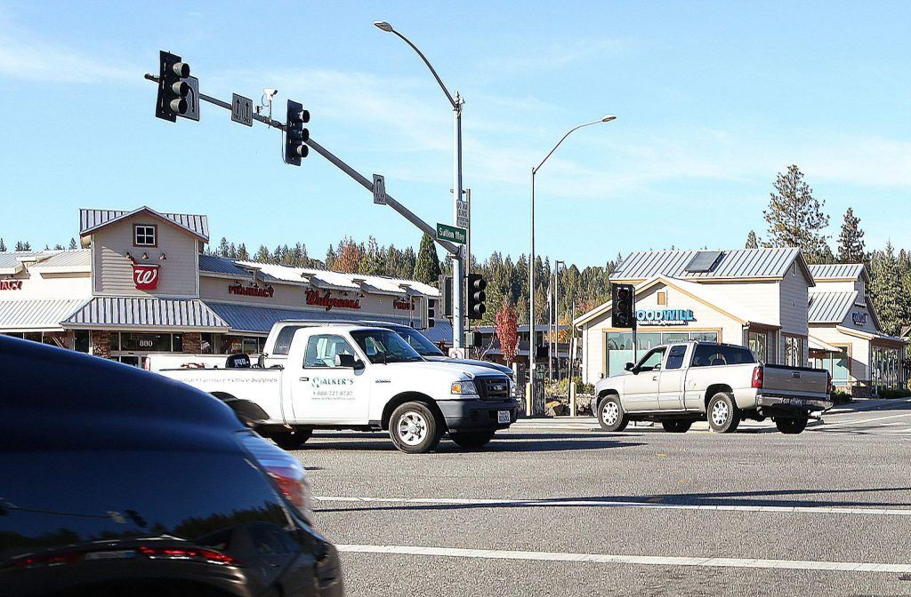 Motorists faced some confusion at the intersections of Sutton and Brunswick following the planned power outage in Grass Valley Wednesday.