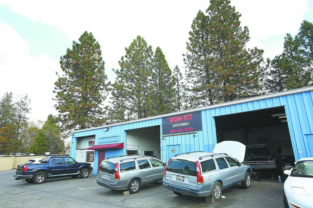 Nevada City Auto Service has moved to Charles Drive near the Nevada County Airport.
