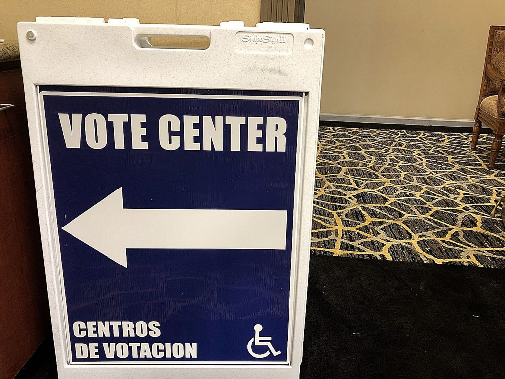 A special election between Elizabeth Betancourt and Megan Dahle will be held between 7 a.m. and 8 p.m. today. People can vote at Grass Valley's Gold Miners Inn, the Eric Rood Administrative Center and Truckee Town Hall.