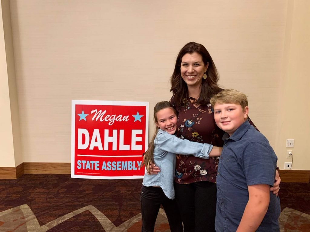 Dahle defeated Democrat Elizabeth Betancourt in Tuesday's special election to win the District 1 state Assembly seat previously held by her husband, Brian Dahle.