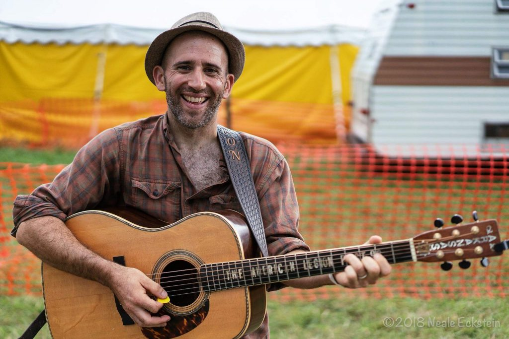 Award-winning songwriter Justin Farren will share an evening with Gold Country musicians Paul Emery and Eli Rush on Friday, November 8 at the historic Nevada Theatre as part of the Nevada City LIVE! Concert series.