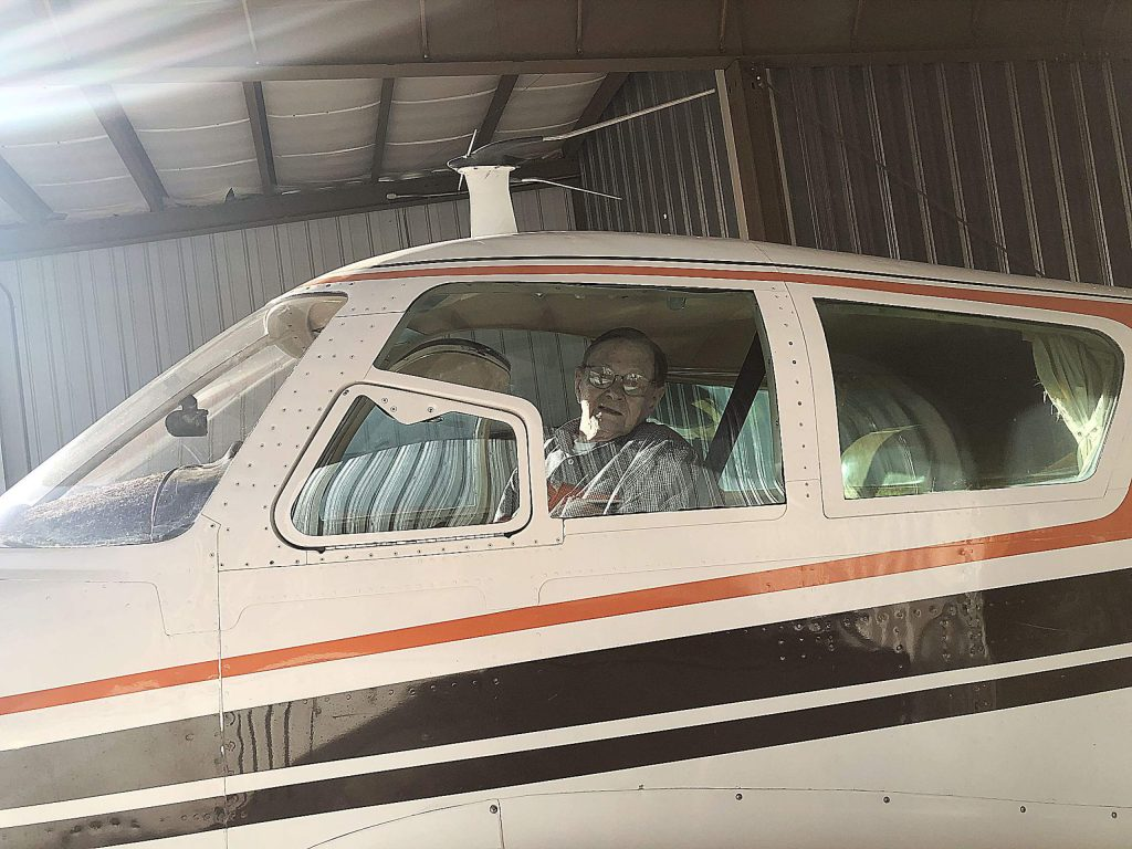 Rorden tends to stay closer to home, taking day lunch trips with other pilots to the likes of Napa, Red Bluff, Minden, Nev., or his hometown of Petaluma.