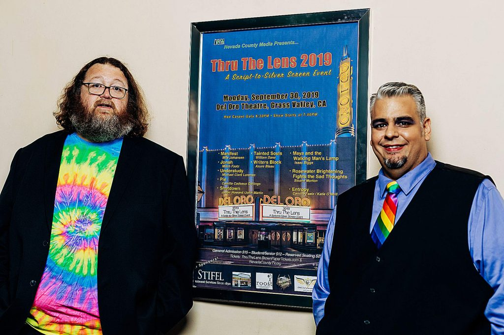 Presented by Nevada County Media at the Del Oro Theater