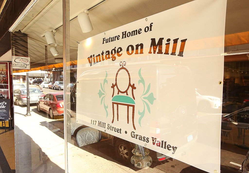Vintage on Mill is set to open officially on Nov. 25.