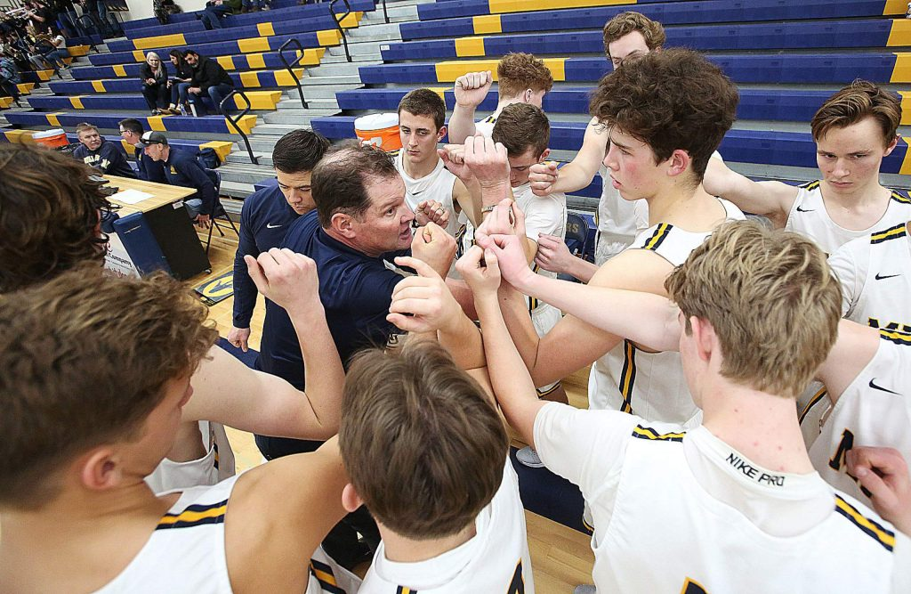 Nevada Union's boys basketball team rallied from a 20-point deficit in the second half and topped River Valley, 48-47, in the first round of the Justin Gardner Memorial Tournament, Dec. 5 at Albert Ali Gymnasium.