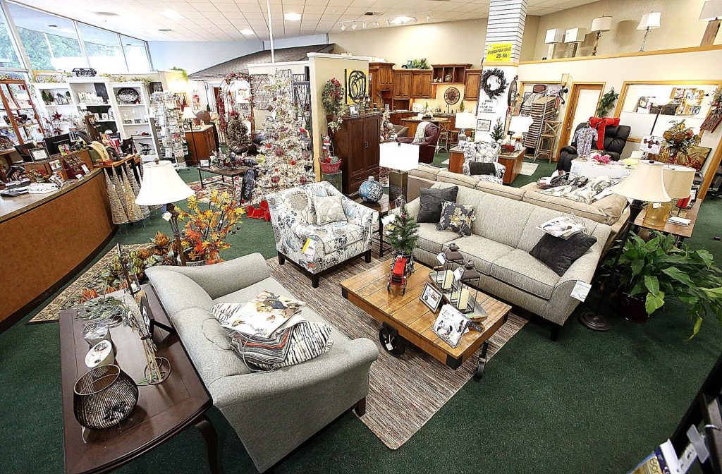 Grande Wood Designs in Grass Valley is one more brick and mortar business that is succumbing to the pressures of the online business world, according to owner Joe Grande.