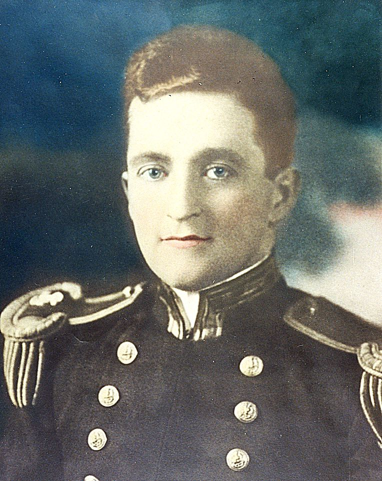 Grass Valley native Clarence Crase Thomas, (1886-1917), was the first naval officer killed in World War I.
