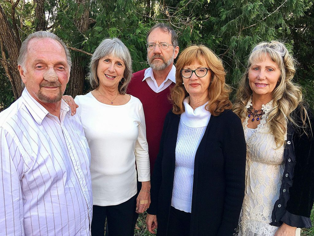 David Lynn, Donna Brown Raibley, Sandra Rockman, Bruce Kelly and Gaylie Bell-Stewart will perform at this Sunday's Readers Theatre at the Miners Foundry in downtown Nevada City.