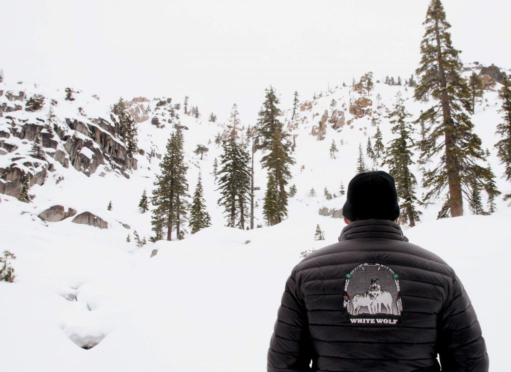 Plans to own 5 acres outside of Alpine Meadows quickly changed when Placer County informed him he could only purchase a 460-acre plot.