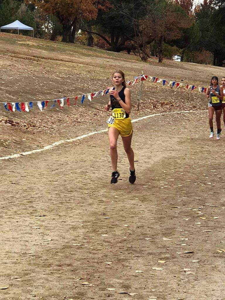 Leading the way for NU was senior Hannah Tiffany, who completed the 5K course at Woodward Park in 19 minutes, 13.3 seconds and placed 33rd. Tiffany's time is fourth fastest in NU school history at the State Championships .