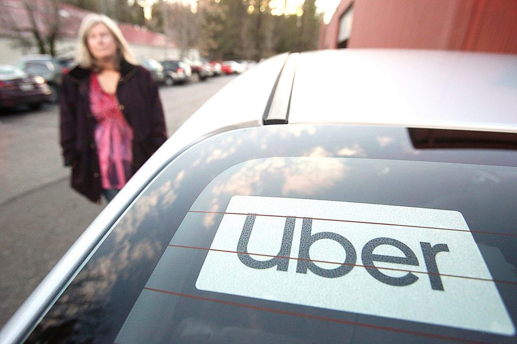 Uber drivers such as Nevada County's Robin West are hopeful that AB 5 won't effect their business. Uber is currently fighting the law that restricts the parameters of independent contractors in federal court.