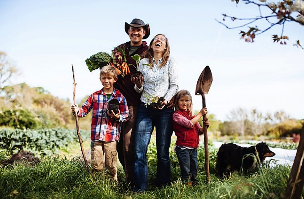 Climate-smart farmers Elizabeth and Paul Kaiser of Singing Frogs Farm will also be presenting on Saturday.