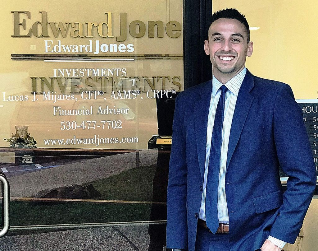 Lucas Mijares has fulfilled the Certified Financial Planner™ Board's rigorous requirements and passed the arduous certification exam. The 28-year-old father of three is one of only 4,686 financial planners in the world in his age bracket with the CFP® designation.