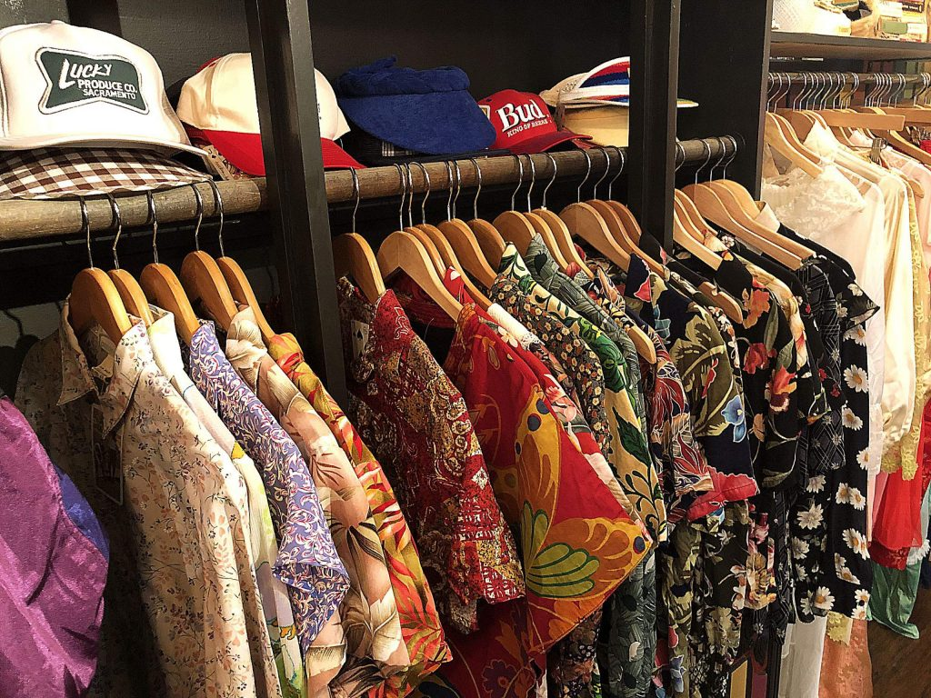 A new collection of vintage Hawaiian shirts are the result of the Tiger Alley staff's recent trip to the islands.