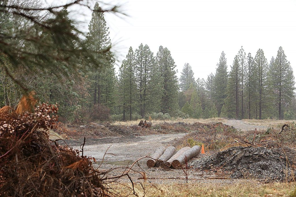 The old Nevada City airport property is currently has an open space designation.