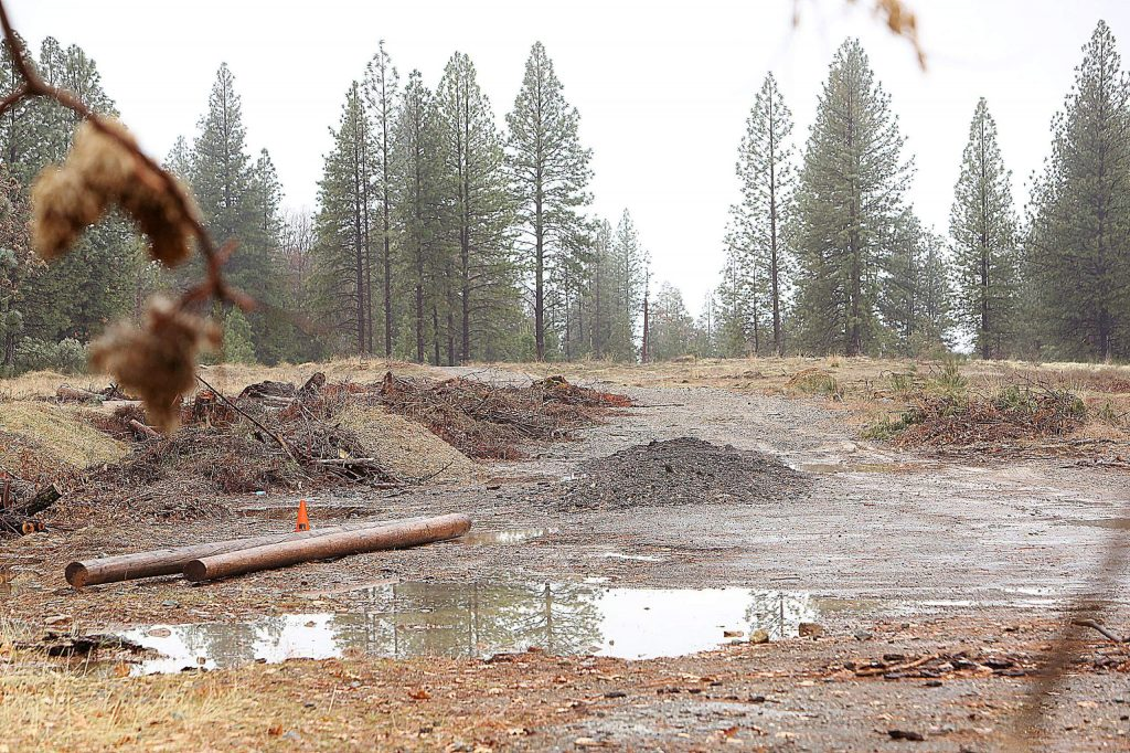 The old Nevada City airport property currently has an open space designation.
