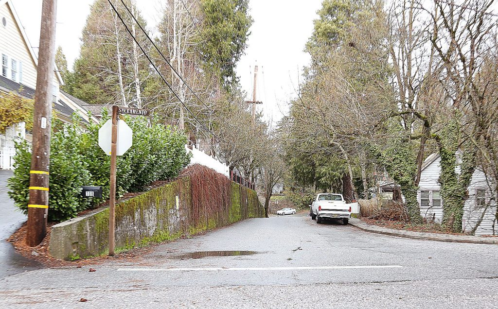 Clark Street between Sacramento and Pine streets is no longer under consideration for becoming one-way traffic in Nevada City.