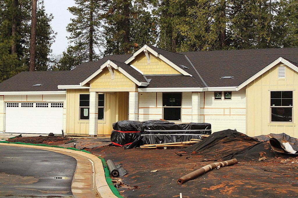 The first homeowner will move into TimberWood Estates within weeks.