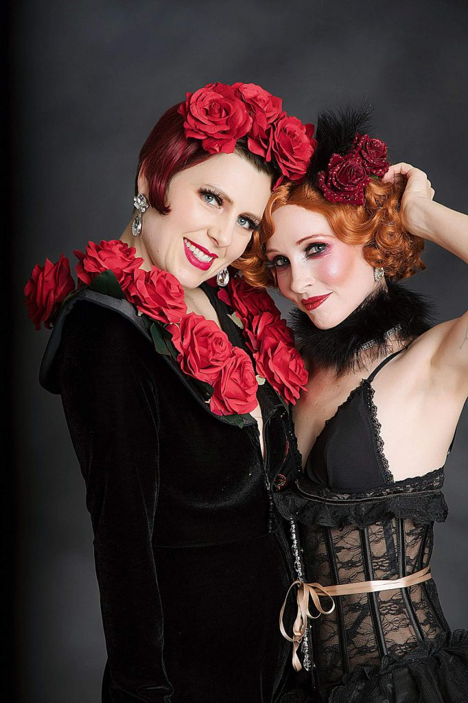 Truth or Dare Productions' The Day After Valentine's - Red Hot Love Letter show features a night of cabaret routines, burlesque, magic and more.