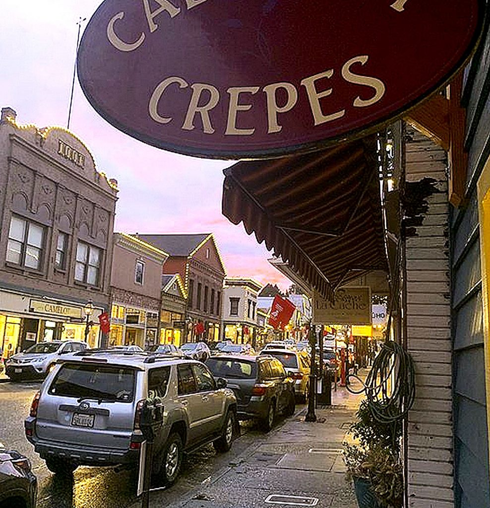 Calla Lily Crepes now sits across from the National Exchange Hotel.
