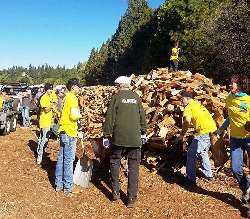A mini-documentary profiling the volunteer heroes of Gold Country Community Services' Senior Firewood Program will premiere from 6-8:30 p.m. Feb. 22 at the Nevada Theater.