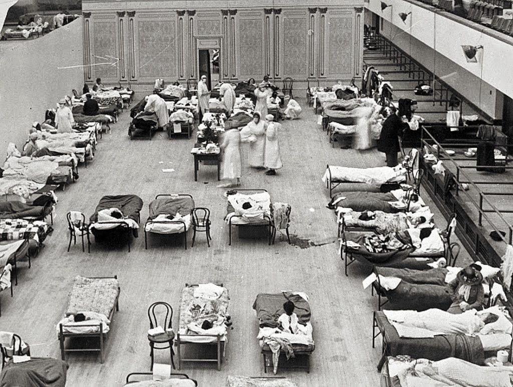 Although the Spanish flu surfaced here in the spring of 1918, Nevada County was relatively unaffected and no deaths were reported. That fall, however, a second wave arrived and it was a virulent strain.