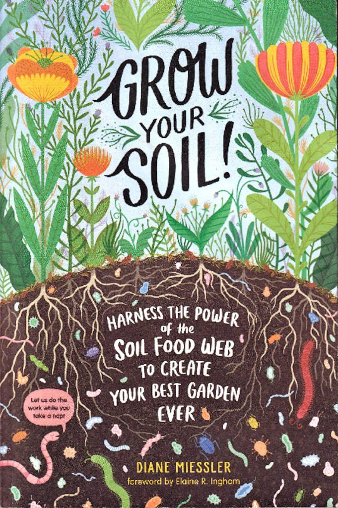 Author Diane Miessler of Nevada City wrote the new gardening book