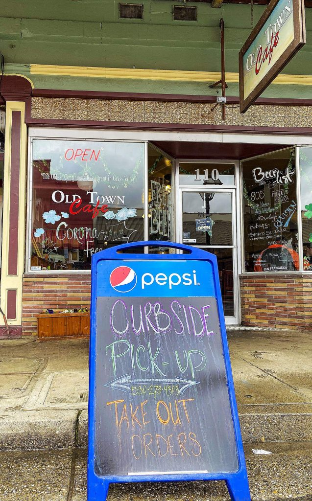 Local businesses are getting creative to continue to stay open for their customers...