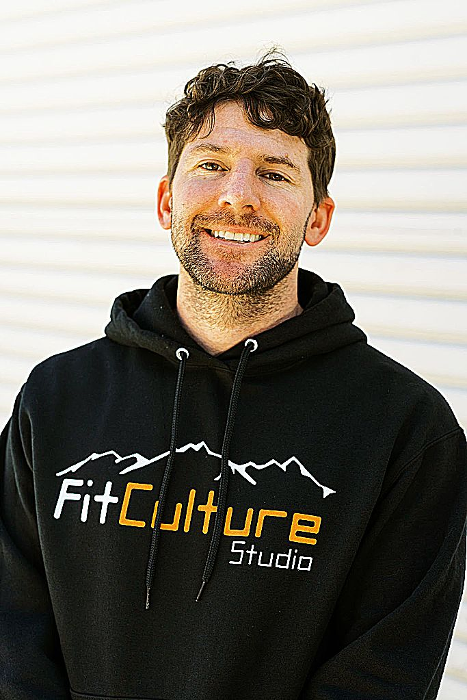 Fit Culture Studio owner Joey Bratton is staying connected with his clients electronically, offering several classes which are streamed online, as well as staying active on social media with daily posts on wellness, mental wellness, nutrition, recipes and weekly challenges.