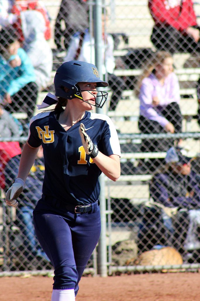 Nevada Union senior Danielle Schnitzius was a four-year varsity player and team captain for the Lady Miners softball squad.