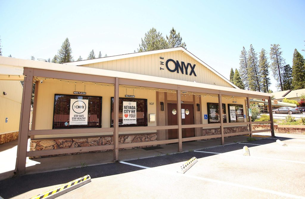 Nevada City's The Onyx Theater, known for its selections of independent film screenings, has been streaming some selections online while being closed due to COVID-19.