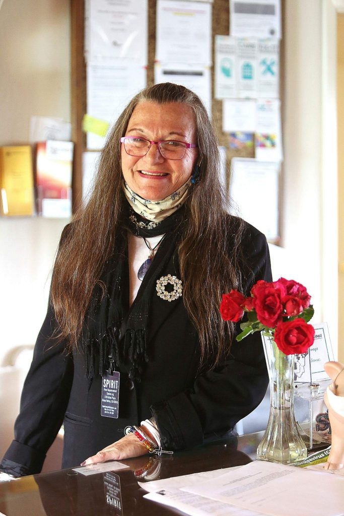 Spirit Peer Empowerment Center Executive Director Pauline Abrons is a resource for assistance at the local mental health recovery non-profit in Grass Valley.