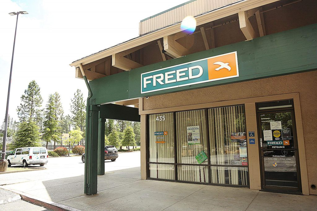 FREED continues to promote independence and self-determination for people with disabilities from its Grass Valley office off Sutton Way.