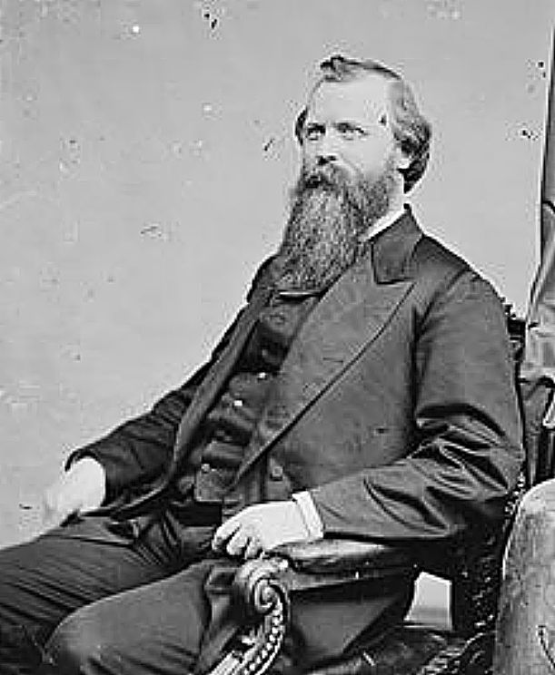 In 1870, words crafted by Nevada City pioneer William Morris Stewart, (1827 to 1909), were ratified as the 15th Amendment to the Constitution of the United States.