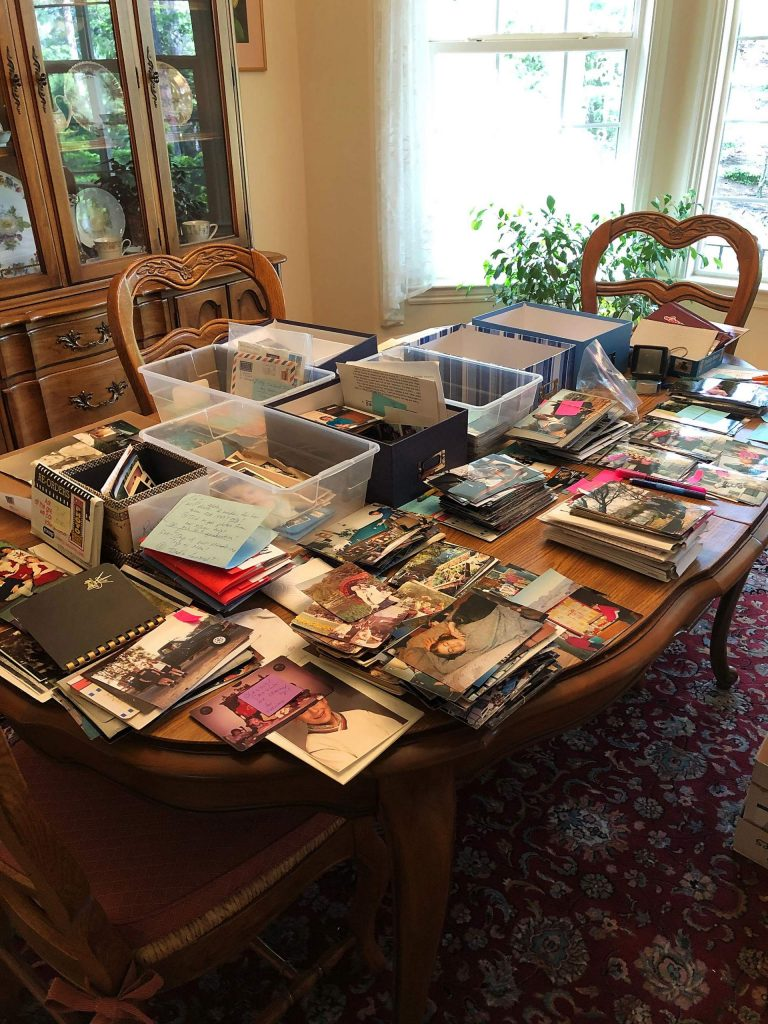 Culling, sorting and organizing oh my!