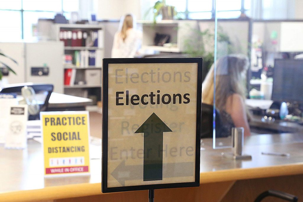 Several local political seats will be up for grabs in the November election. Candidates have another week to formally declare for office.