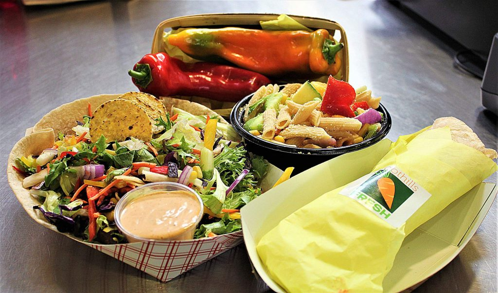 Sierra Harvest, along with all nine school districts in western Nevada County and the Nevada County Superintendent of Schools, are forming a partnership to bring fresh, scratch-cooked school meals to all students pre-kindergarten through young adult.