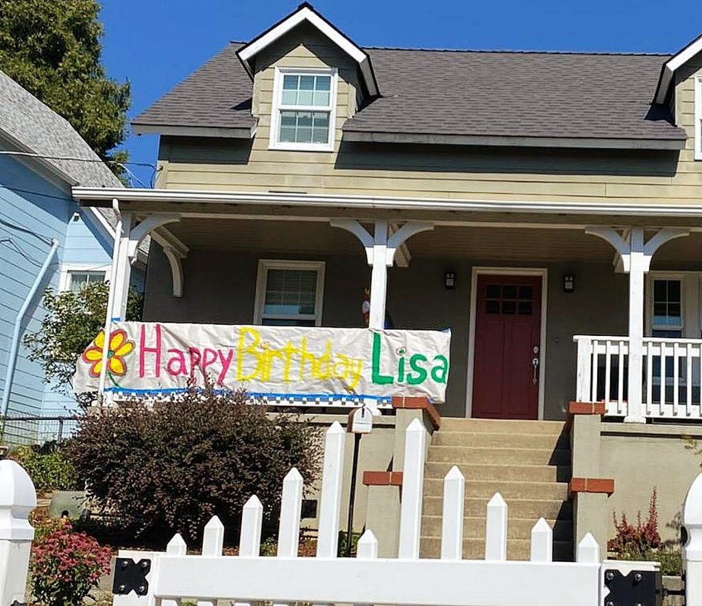 Someone wanted everyone to know that Grass Valley Mayor Lisa Swarthout is wished another happy trip around the sun.